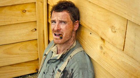 """Michael Fassbender als Silas im Western """"Slow West"""""""