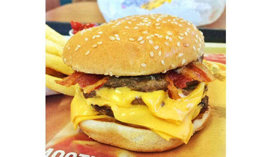 Der Suicide Burger