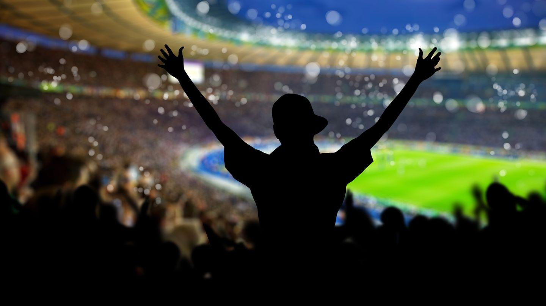 Echte Fans - was Schöneres kann Sportvereinen gar nicht passieren.