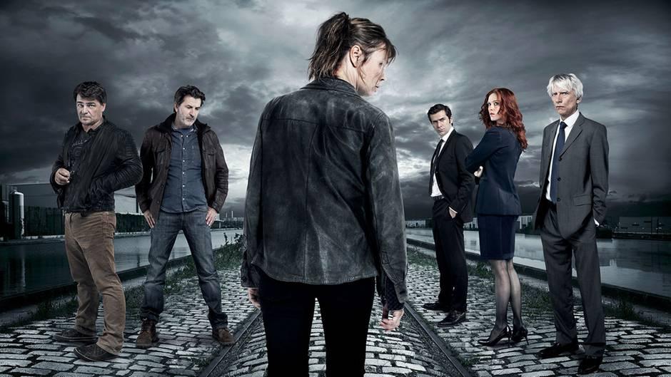 """Die Serie """"Engrenages"""" wurde von Canal+ in 70 Länder verkauft- ein Welterfolg."""