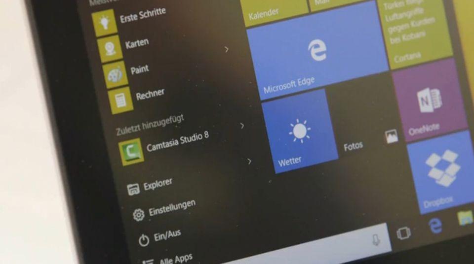 Das sind die besten Neuerungen in Windows 10