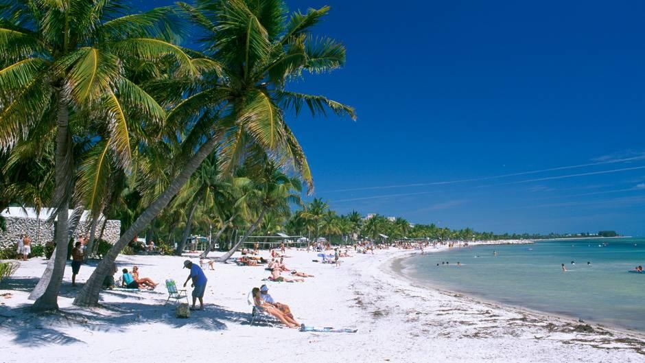 West Palm Beach To Key Largo Fl
