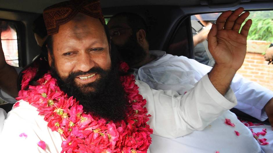 Der Islamistenführer Malik Ishaq ist tot