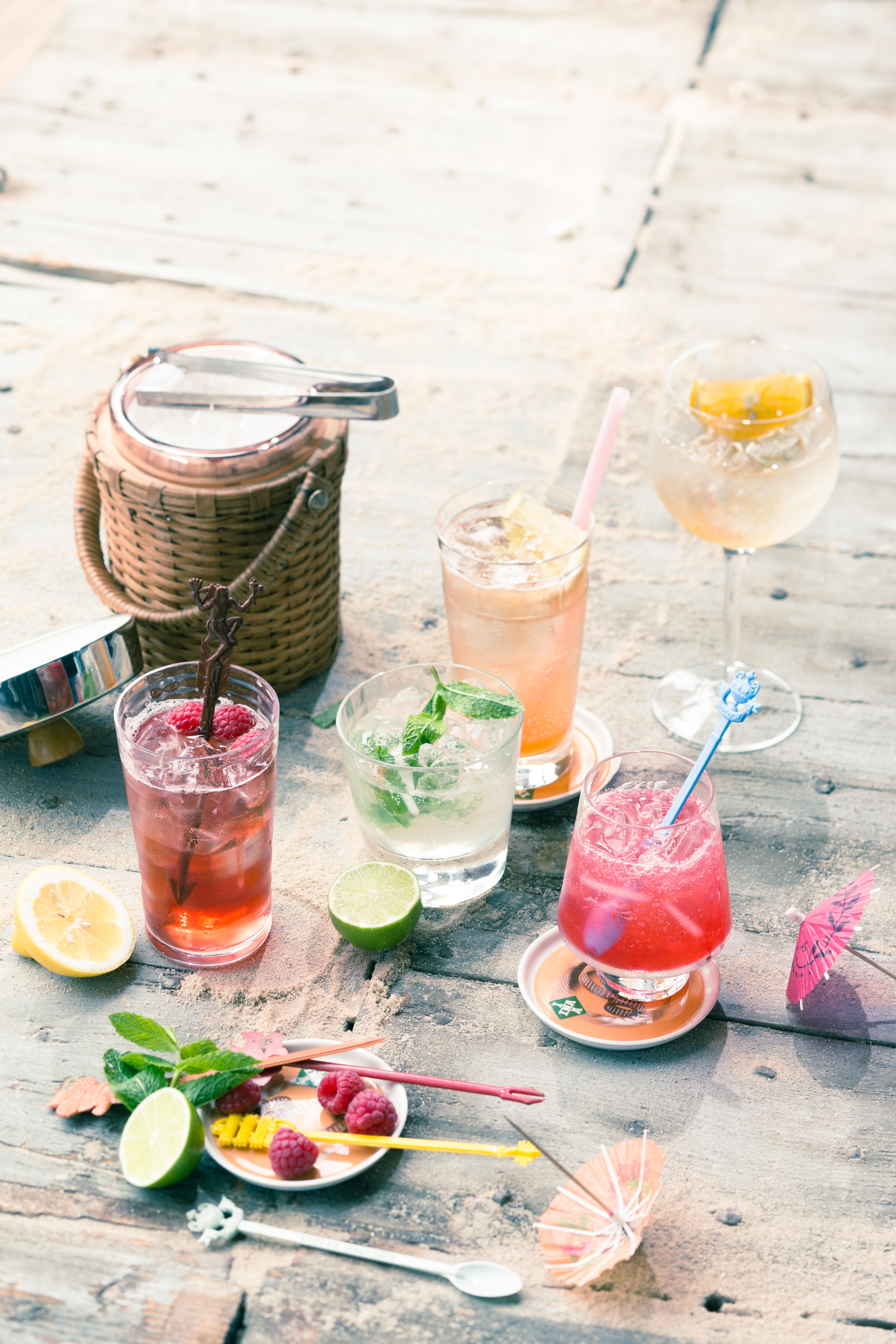 Cocktailstunde - fünfmal Sommerdrinks   STERN.de