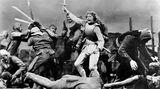 """Eine Traumrolle: 1948 durfte Ingrid Bergman die """"Johanna von Orléans"""" (""""Joan of Arc"""") spielen. 1954 mimt sie sogar ein zweites Mal das französische Bauernmädchen, das posthum zur Nationalheldin erklärt wurde."""