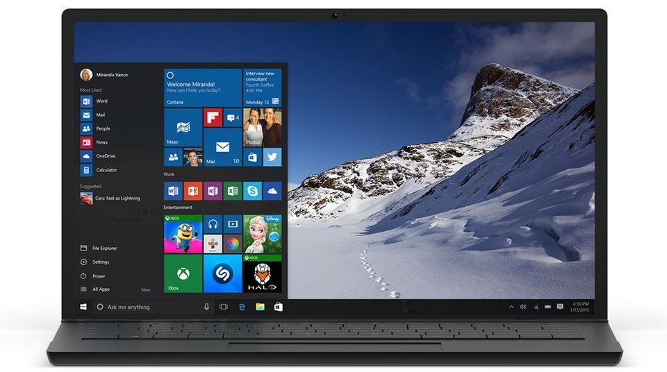 """""""Private Abhöranlage"""": Wie Microsoft mit Windows 10 heimlich Daten sammelt"""