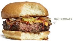 Dieser Burger ist vegetarisch