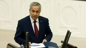 Der türkische Vize-Regierungchef Bülent Arinc sorgte mit einer sexistischen Entgleisung für scharfe Kritik