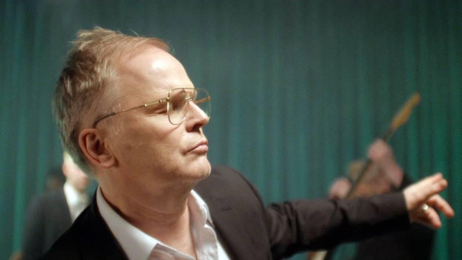 """Herbert Grönemeyer singt sowohl die deutsche als auch die englische Version des neuen """"Gang of Four""""-Songs."""
