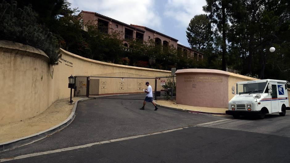 Katy Perry möchte ein Kloster in Los Angeles kaufen