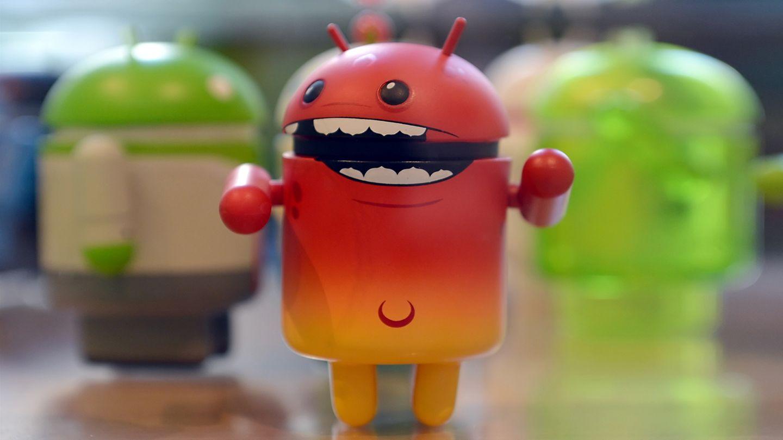 Kurze Update-Zyklen, viele unterschiedliche Versionen: Das mobile Betriebssystem Android von Google kämpft mit Sicherheitsproblemen.