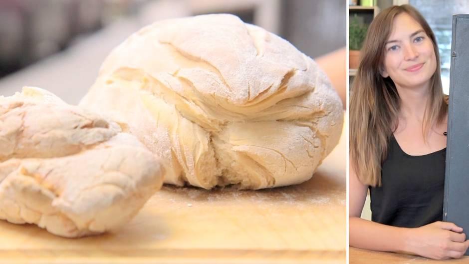 Kochen mit Denise - Ciabatta