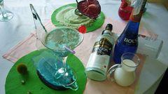 Angefaulte Cocktails