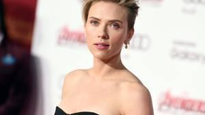 Schauspielerin Scarlett Johansson ist seit einem Jahr Mutter einer Tochter