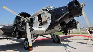 """Ju 52 """"Berlin-Tempelhof"""""""