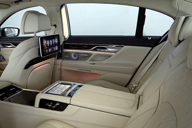Der Neue Bmw 7er Ist Die Beste Luxuslimousine Der Welt