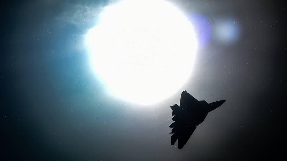 Ein Foto gibt nur einen unvollkommenen Eindruck in die Fähigkeiten der T-50.