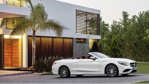 Mercedes S Klasse Cabrio 2016 - dürfte bei rund 130.000 Euro beginnen