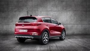 Kia Sportage 2016 - drei Diesel, zwei Benziner