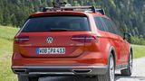 VW Passat Alltrack 2.0 TDI 4motion - fast bis zu 1.800 Liter Laderaum