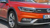 VW Passat Alltrack 2.0 TDI 4motion - LED-Scheinwerfer sind nur beim Topmodell serienmäßig