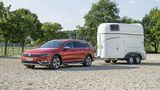 VW Passat Alltrack 2.0 TDI 4motion - mit 2,2 Tonnen Anhängelast