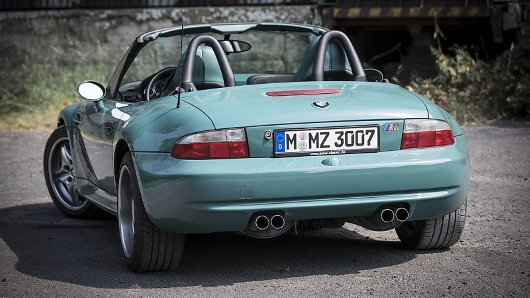 Bmw Z3 M Roadster Spaßmaschine Sternde