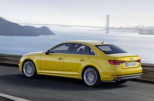 Audi A4 3.0 TDI - startet bei 43.100 Euro