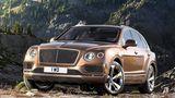 Bentley Bentayga - 608 PS und 900 Nm