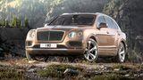 Bentley Bentayga ist 301 km/h schnell