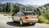 Bentley Bentayga - eng mit dem Audi Q7 verwandt