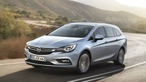 Opel Astra Sports Tourer IAA 2016
