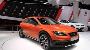Seat Leon Cross Sport - auch die Spanier setzen auf Crossover