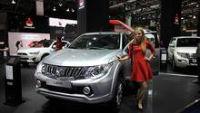 Mit dem L 200 will sich Mitsubishi mehr Marktanteile in Deutschland sichern
