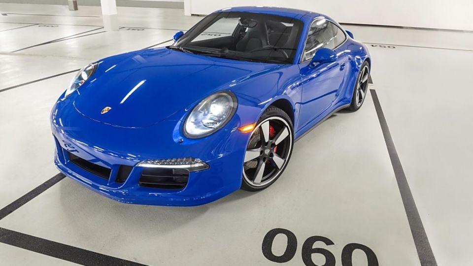 Porsche 911 GTS Club Coupé - auf 60 Fahrzeuge limitiert