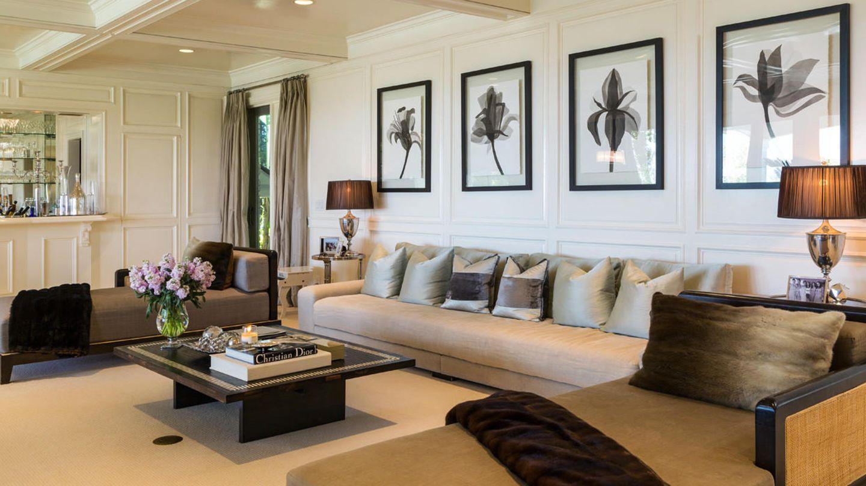 Insgesamt verfügt das Haus über 1600 Quadratmeter Wohnfläche