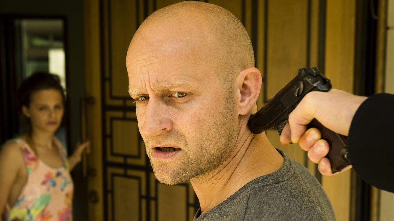 Jürgen Vogel spielt den Polizisten Blochin in der gleichnamigen Krimi-Serie