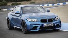 BMW M2 - startet bei 56.700 Euro