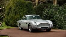 Der schönste Bond-Wagen aller Zeiten: Aston Martin DB5