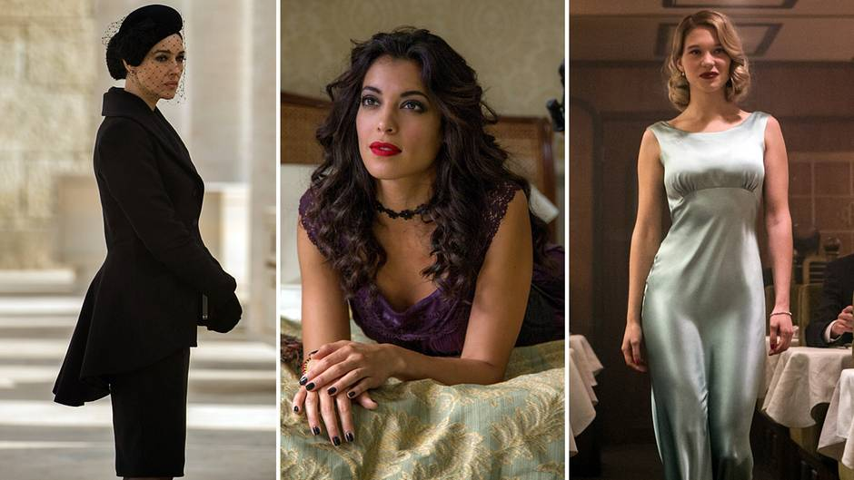 Neuer James Bond Film Spectre Der Stil Der Bond Girls Von Ursula