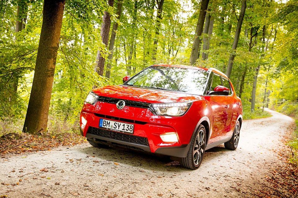 Das Topmodell kostet 26.990 Euro.