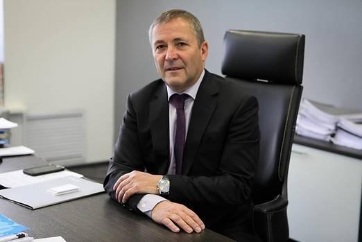 Manfred Einbeck, CEO des GAZ-Hauptaktionärs Russian Machines