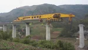 Maschine der Superlative: Wie eine Riesenbrücke entsteht