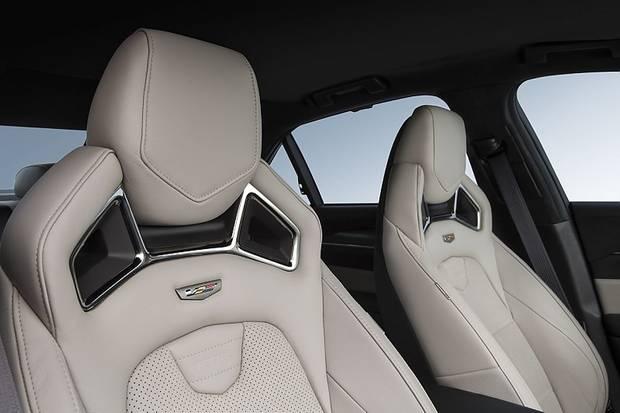 Nützliches Extra: Recaro-Sitze