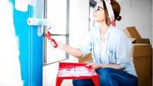 Wandfarbe im Test: WDR prüft Deckvermögen und Preis.