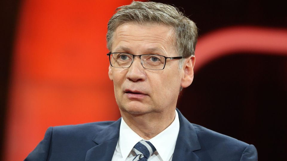 Günther Jauch sprach in seiner Talkshow über das Thema Flüchtlingskrise