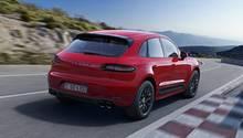 Porsche Macan GTS - 360 PS und 500 Nm