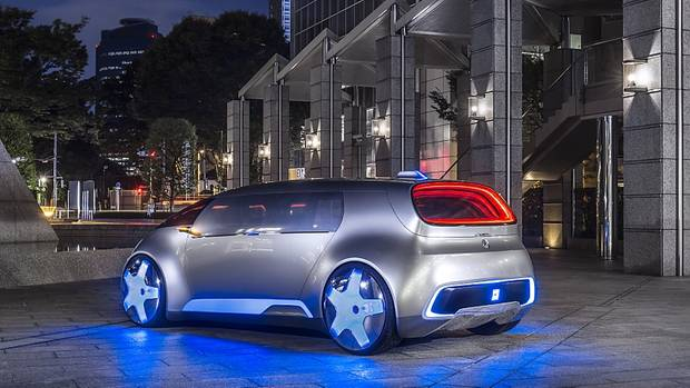 Mercedes Vision Tokyo 2015