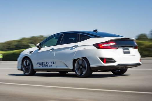 Das Brennstoffzellen-Auto hat maximal 177 PS