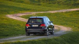 Mercedes GLE 400 4matic - mit 333 PS und 480 Nm